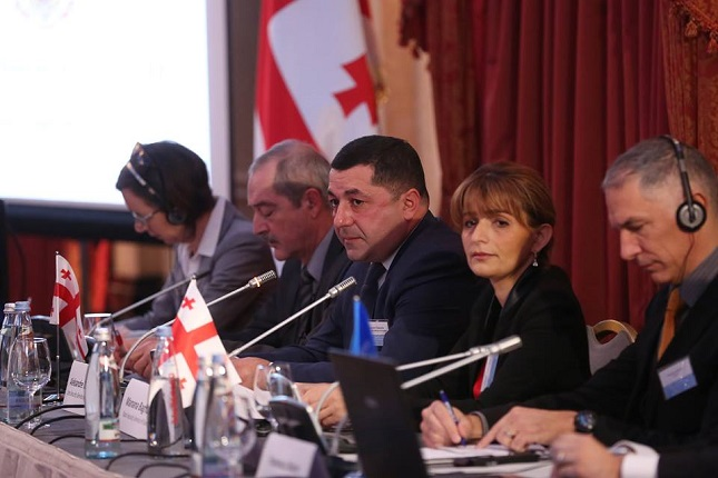 State Security Service of Georgia convened a Donor Coordination Meeting on Chemical, Biological, Radiological and Nuclear (CBRN) Safety and Security